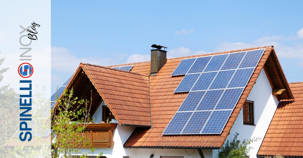 Ecobonus fotovoltaico 110%